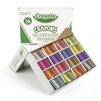 Crayola® Regular Crayons Classpack - Pack of 800