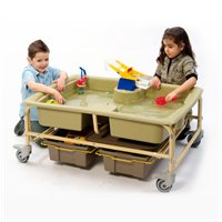 Sand & Water Sensory Table - Eco Colours