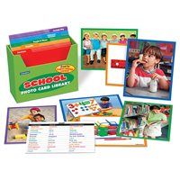 School Photo Card Library