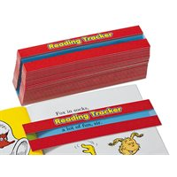 Beginner's Reading Trackers-Set of 30