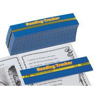Intermediate Reading Trackers-Set of 30