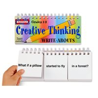 Creative Thinking Flip Book Gr. 1-3