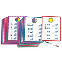 Word Family Practice Cards
