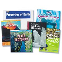Properties of Earth Book Library - Gr. 4-6
