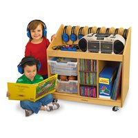Mobile Listening & Storage Centre