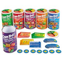 Can Do! Science Games-Complete Set