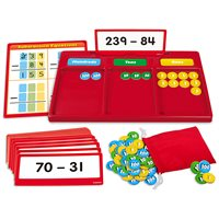 Hands-On Regrouping Kit- Subtraction