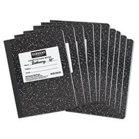 Classic Composition Book - Set of 10