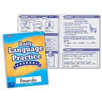 Daily Language Practice Journal-Gr.1-Each