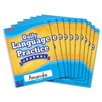 Daily Language Practice Journal-Gr.1-Set of 10