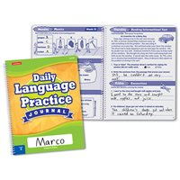 Daily Language Practice Journal-Gr.2-Each