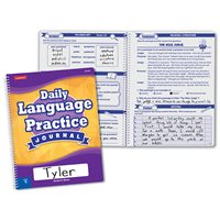 Daily Language Practice Journal-Gr.4-Each
