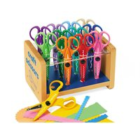 Crinkle-Cut Craft Scissors Centre