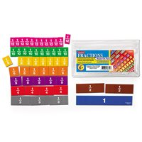 Fractions Hands-On Student Pack