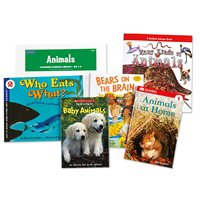 Animals Book Library Gr. 1-3