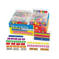 Fractions Hands-On Kit
