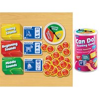 Can Do Reading Game-Phonemic Awareness