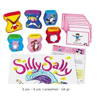 Silly Sally Activity Kit