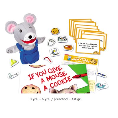 Give A Mouse A Cookie Activity Kit