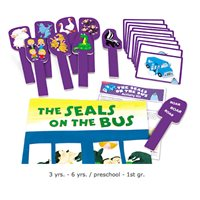 Seals On The Bus Activity Kit