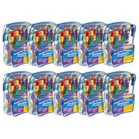 Ready For Preschool Backpack - Set of 10