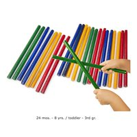 Rhythm Stick Activity Kit