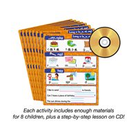 Listen & Learn Phonics Activity - Cd