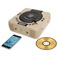 All-In-One CD Player with Bluetooth