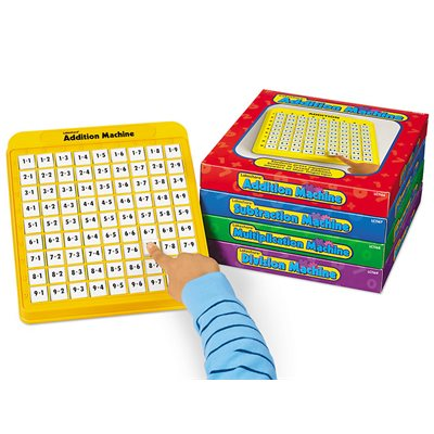 Self-Teaching Math Machines-Complete Set