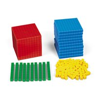Place Value Blocks Only