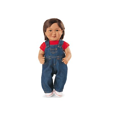 First Nations Boy Doll