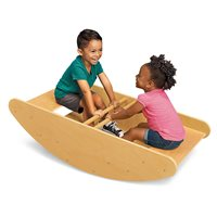 Wooden Boat Rocker