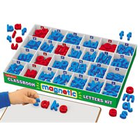Classroom Magnetic Letters Kit