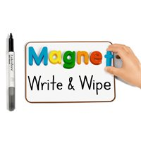 Magnetic Write & Wipe Mini Boards