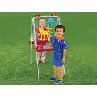 Indoor-Outdoor 2-Station Easel