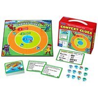 Context Clues Grab & Play Game - Gr. 3-4