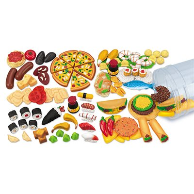 Best-Buy Multicultural Play Food Assortment