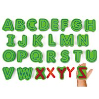 Giant Alphabet Stampers - Uppercase