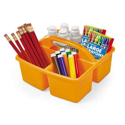 Classroom Supply Caddy-Orange