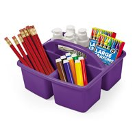Classroom Supply Caddy - Purple
