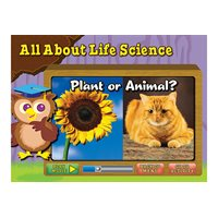 All About Life Science Interactive Activities CD-Class License