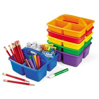 Classroom Supply Caddies-Set of 6