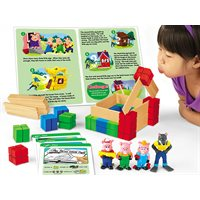 3 Little Pigs Stem Kit