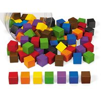 "1"" Colour Cubes"