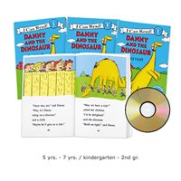 Danny and the Dinosaur CD Read-Along