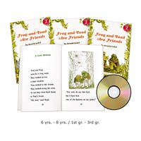 Frog and Toad Are Friends CD Read-Along