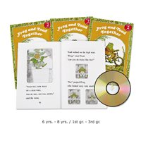 Frog and Toad Together CD Read-Along