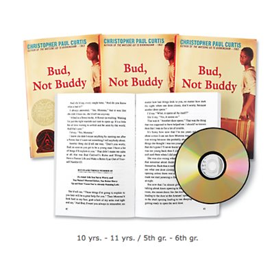 Bud Not Buddy Cd Read-Along