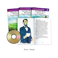 Just Few Words Mr. Lincoln Read-Along