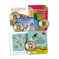 Classroom Classics Read-Alongs-Set 3